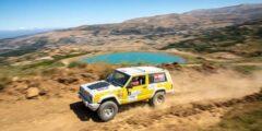 نتائج السباق الثاني اللبناني لمركبات الدفع الرباعي