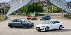 """سيارات كهربائية جديدة من """"بي إم دبليو"""" مزودة بـ5G"""