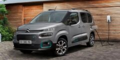 ستروين تقدم سيارة كهربائية جديدة.. إليك مواصفات e-Berlingo