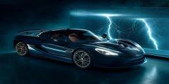 أقوى سيارة كهربائية في العالم.. مواصفات Nevera الخارقة