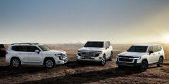 تويوتا لاند كروزر SUV.. شاهد مواصفات نسخة 2022 المنتظرة