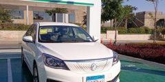 موعد طرح السيارة الكهربائية نصر E70 للمستهلك المصري.. رئيس الشركة يجيب