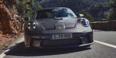 بورش تزيح الستار عن نسخة 2022 من طراز 911 GT3 .. السعر والمواصفات