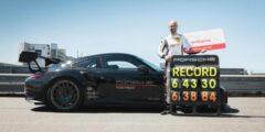بورش تحطم رقم مرسيدس القياسي.. السيارة الأسرع في المضمار الأشهر
