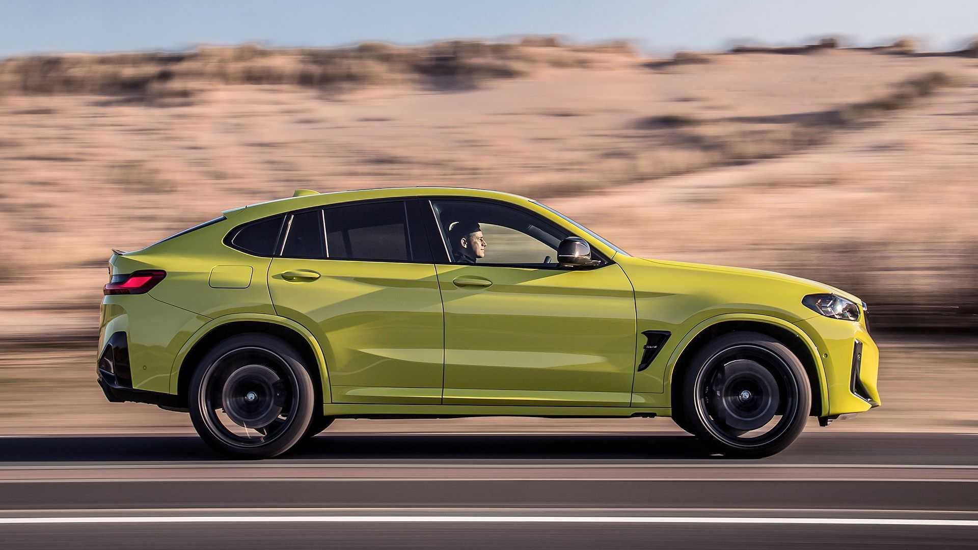 تشكيلة سيارات بي إم دبليو X3 و X4 المحدثة لعام 2022