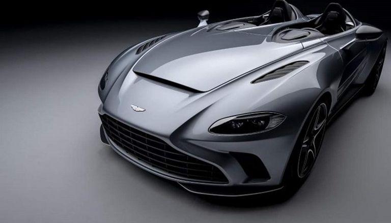 سيارة أستون مارتن V12 Speedster