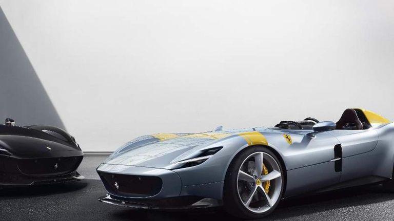سيارة فيراري Monza