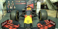 هوندا ريد بُل ريسينج المشاركة في سباقات الفورمولا …