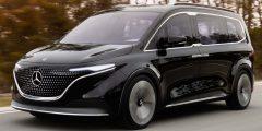 مرسيدس بنز إي كيو تي 2022 الجديدة بالكامل – معايير عالية للجودة والفخامة في فئة مركبات الڤان الصغيرة