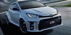 تويوتا جي آر ياريس موريزو سيليكشن 2022 الجديدة – السيارة الرياضية التفاعلية التي تطوّر بحسب ومع السائق