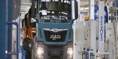 """بدءًا من 2024.. شركة """"مان"""" الألمانية تنافس فى صناعة الشاحنات"""