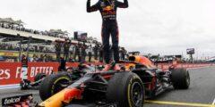 فيرستابن يتوج بفورمولا-1 الفرنسي ويعزز صدارته للترتيب العام