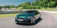 ألبينا تقدم B8 المبنية على بي إم دبليو M8 Grand Coupe بـ2.3
