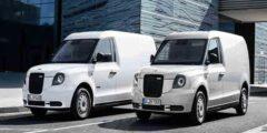 """LEVC"" البريطانية تكشف النقاب عن سيارتها الفان VN5 الكهربائي"