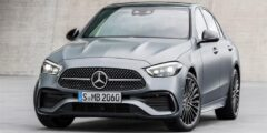 بسعر 41 ألف يورو.. مرسيدس تطلق الجيل الجديد من سيارة الفئة C