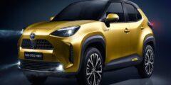 تويوتا تكشف عن موعد طرح سيارتها Yaris Cross الجديدة (صور)