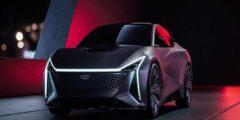 """سيارة المستقبل.. جيلي الصينية تكشف عن طرازها الاختباري """"Star"""