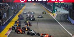 سباق جائزة سنغافورة الكبرى أحدث ضحايا فورمولا-1 في 2021