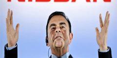 "محققون فرنسيون ينتهون من استجواب رئيس ""رينو نيسان"" السابق في"