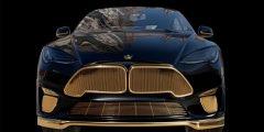 بسعر 4.8 مليون جنيه.. نسخة ذهبية من تسلا Model S Plaid+ بفضل