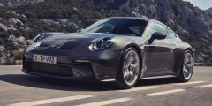 الكشف عن بورشه 911 جي تي 3 تورينج 2022 بتصميم جذاب…