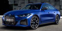 بي أم دبليو أي4 أم50 2022 الجديدة بالكامل – أولى السيارات الرياضية الخارقة من الفرع الكهربائي للشركة