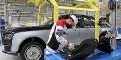 روسيا تبدأ بإنتاج سيارة آوروس سينات الفاخرة بسعر 2…