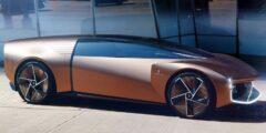 بينفارينا تيوريما 2021 الاختبارية الجديدة بالكامل – تصميم وشكل السيارات المستقبلية يتجسّد أمامنا