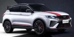 جيلي بينيو برو 2021 الجديدة – سيارة الدفع الرباعي الصينية بتصميم رياضي جديد