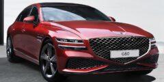 جينيسيس جي 80 سبورت 2022 الجديدة كلياً – النسخة الرياضية من السيدان الفاخرة
