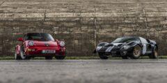 سيارة GT40 من إيفيراتي ستستخدم الكهرباء مع أداء فا…