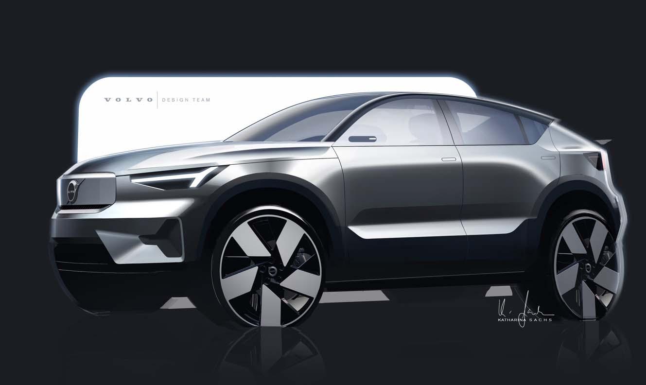 شركة فولفو للسيارات تحدد ملامح تكنولوجيا المستقبل