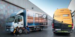 'كونتيننتال' تكشف في دراسة هي الأولى من نوعها أبرز التحدّيات والضغوطات التي يتعرّض لها سائقو الشاحنات في الإمارات