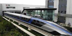 أسرع مركبة على الأرض.. الصين تكشف عن أول قطار مغناطيسي