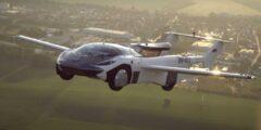 فيديو.. سيارة طائرة من BMW تحلق لمدة 35 دقيقة