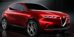 """ألفا روميو تحدد موعد طرح أول سيارة كهربائية هجين.. """"تونال"""" تقترب"""