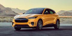 كل ما تريد معرفته عن فورد Mustang Mach-E GT الكهربائية