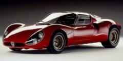أجمل 9 سيارات إيطالية في التاريخ.. تصميمات عبقرية