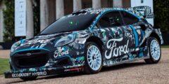 فورد بوما دبليو أر سي 2022 الجديدة بالكامل – أول سيارة رالي هجينة رسمية في التاريخ