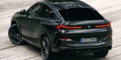 بي أم دبليو أكس 6 بلاك فيرمليون 2022 الجديدة – أجمل سيارات الكروس أوفر كوبيه
