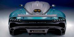 أستون مارتن فالهالا 2022 الجديدة تماماً – سوبركار هجينة خارقة مركّزة على متعة القيادة