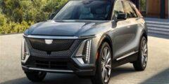 كاديلاك ليريك 2023 أول سيارة كهربائية بالكامل في أسطول الشرك