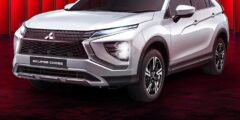 رسميًا.. وكيل ميتسوبيشي يعلن أسعار إكليبس كروس Facelift مودي
