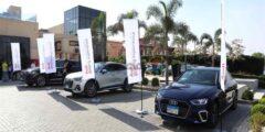 مصراوي يختبر سريعًا قيادة 5 سيارات جديدة تقدمها أودي في مصر.