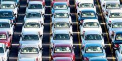 تراجع مبيعات السيارات في أوروبا خلال النصف الأول مقارنة بنفس