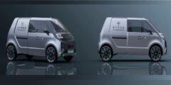 بالصور.. فوكس أوتوموتيف تقدم Mia 2.0 فان الكهربائية بسعر 23