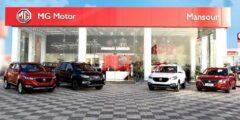 سيارات إم جي تهيمن على قائمة الصينية الأكثر مبيعًا في مصر 20