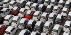 بسبب كورونا.. تراجع بنسبة 14.7% في مبيعات السيارات الجديدة ب