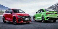 """بـ 60 ألف يورو  أودي RS3 تزيح الستار عن طرازها الجديد """"RS3"""""""