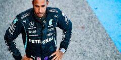 فريق مرسيدس يعلن تجديد عقد هاميلتون بطل فورمولا-1 لمدة عامين